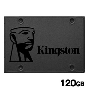 キングストン Kingston 2.5inch SSD 120GB SA400S37/120G