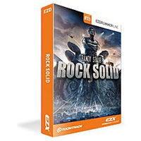 Toontrack Music EZX ROCK SOLID