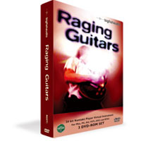 Big Fish Audio RAGING GUITARS KP2