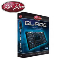 Rob Papen(ロブパペン) シンセ音源 BLADE