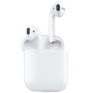 Apple AirPods ワイヤレスヘッドフォン MMEF2J/A