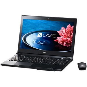 NEC LAVIE Smart NS(S) PC-SN234GSA8-4(クリスタルブラック)