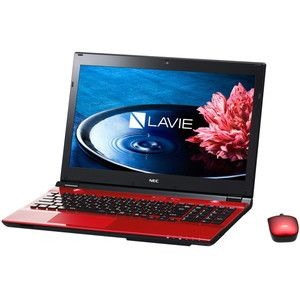 NEC LAVIE Smart NS(S) PC-SN234HSA8-4(クリスタルレッド)