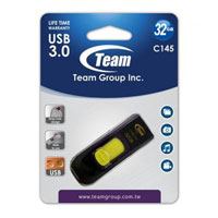 チーム Team USB3.0 32GB TC145332GY01