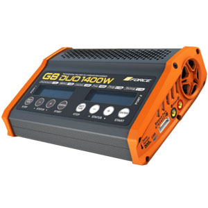 ジーフォース G-FORCE G8 DUO CHARGER 1400W