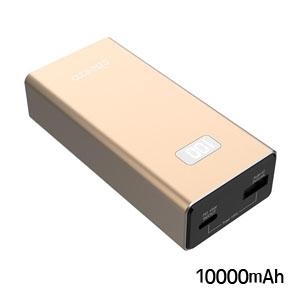 チーロ cheero cheero Power Plus 5 10000mAh with Power Delivery 18W CHE-101-GO
