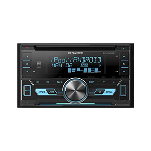 ケンウッド(KENWOOD) CD/USB/iPodレシーバー MP3/WMA/WAV/FLAC対応 DPX-U530